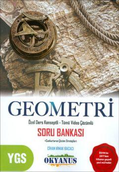 Okyanus Yayınları YGS Geometri Özel Ders Konseptli Soru Bankası