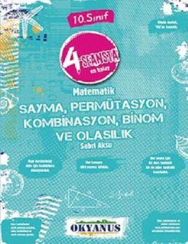 Okyanus Yayınları 10. Sınıf 4 Seansta Matematik Permütasyon Kombinasyon Olasılık