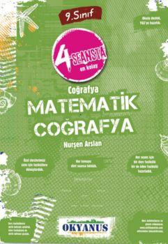 Okyanus Yayınları 9. Sınıf 4 Seansta En Kolay Coğrafya Matematik