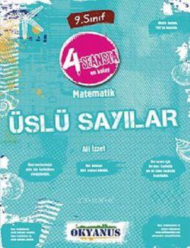 Okyanus Yayınları 9. Sınıf 4 Seansta En Kolay Matematik Üslü Sayılar