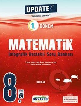 Okyanus Yayınları 8. Sınıf 1. Dönem Matematik İnfografik Destekli Update Soru Bankası