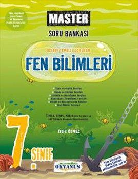 Okyanus Yayınları 7. Sınıf Fen Bilimleri Master Soru Bankası
