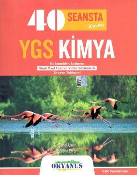 Okyanus Yayınları YGS 40 Seansta Kolay Kimya