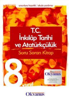 Okyanus Yayınları 8. Sınıf T.C. İnkılap Tarihi ve Atatürkçülük Soru Bankası