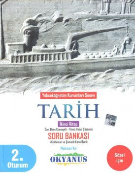 Okyanus Yayınları YKS 2. Oturum Tarih Özel Ders Konseptli Soru Bankası 2. Kitap