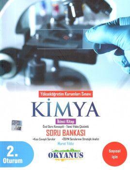 Okyanus Yayınları YKS 2. Oturum Kimya Özel Ders Konseptli Soru Bankası 2. Kitap