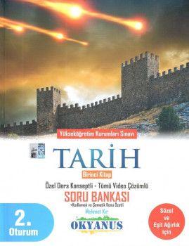 Okyanus Yayınları YKS 2. Oturum Tarih Özel Ders Konseptli Soru Bankası 1. Kitap
