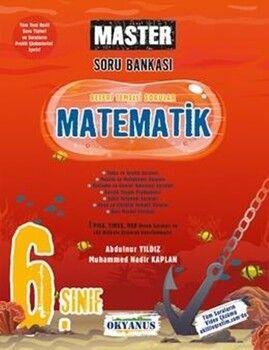 Okyanus Yayınları 6. SınıfMatematikMasterSoru Bankası