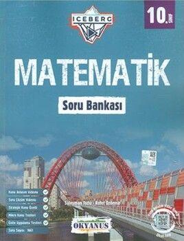 Okyanus Yayınları 10. SınıfMatematikIcebergSoru Bankası