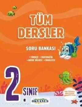 Okyanus Yayınları 2. Sınıf Tüm Dersler Soru Bankası