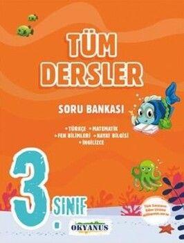 Okyanus Yayınları 3. Sınıf Tüm Dersler Soru Bankası