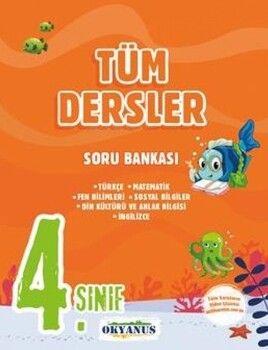 Okyanus Yayınları 4. Sınıf Tüm Dersler Soru Bankası