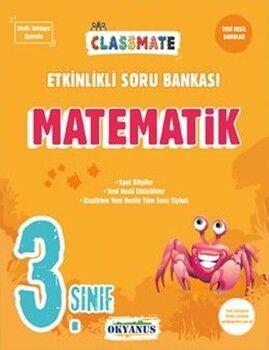 Okyanus Yayınları 3. SınıfMatematikClassmateEtkinlikli Soru Bankası