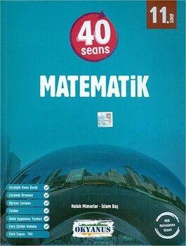 Okyanus Yayınları 11. Sınıf Matematik 40 Seans