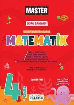 Okyanus Yayınları 4. Sınıf Matematik Master Soru Bankası