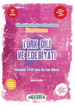 Okyanus Yayınları YKS 2. Oturum Türk Dili ve Edebiyatı Soru Bankası