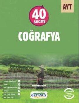 Okyanus Yayınları AYT Coğrafya 40 Seans