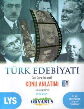 Okyanus Yayınları LYS Türk Edebiyatı Özel Ders Konseptli Konu Anlatımı