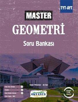 Okyanus Yayınları TYT AYT Geometri Master Soru Bankası