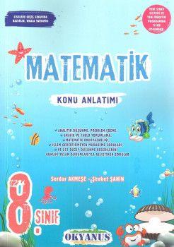 Okyanus Yayınları 8. Sınıf Matematik Konu Anlatımı