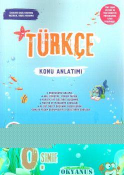 Okyanus Yayınları 8. Sınıf Türkçe Konu Anlatımı
