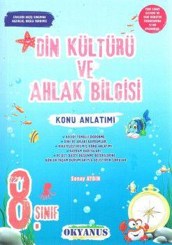 Okyanus Yayınları 8. Sınıf Din Kültürü ve Ahlak Bilgisi Konu Anlatımı