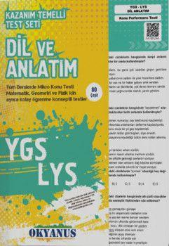 Okyanus Yayınları YGS LYS Kazanım Temelli Dil ve Anlatım Yaprak Test
