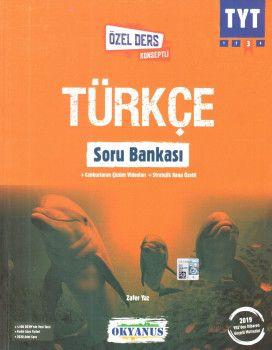Okyanus Yayınları TYT Türkçe Soru Bankası