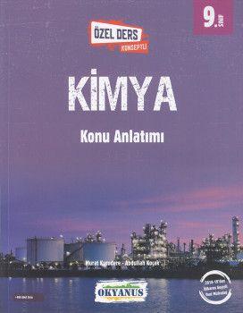 Okyanus Yayınları 9. Sınıf Kimya Özel Ders Konseptli Konu Anlatımı