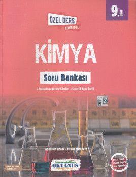 Okyanus Yayınları 9. Sınıf Kimya Özel Ders Konseptli Soru Bankası
