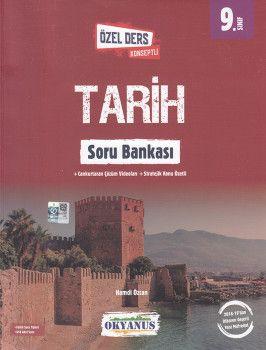 Okyanus Yayınları 9. Sınıf Özel Ders Konseptli Tarih Soru Bankası