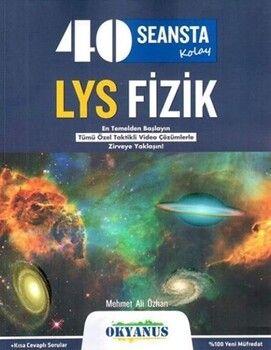 Okyanus Yayınları LYS Fizik 40 Seans