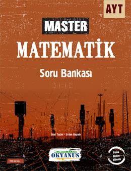 Okyanus Yayınları AYT Master Matematik Soru Bankası