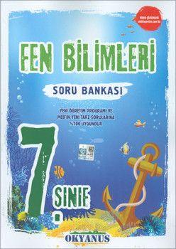 Okyanus Yayınları 7. Sınıf Fen Bilimleri Soru Bankası