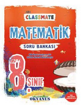 Okyanus Yayınları 8. Sınıf Matematik Classmate Soru Bankası