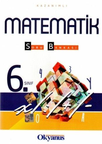 Okyanus Yayınları 6. Sınıf Kazanımlı Matematik Soru Bankası