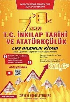 Omage Yayınları7 den 8 eLGST.C. İnkılap Tarihi ve Atatürkçülük Hazırlık Kitabı