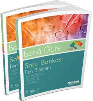 Onadım Yayıncılık 7. Sınıf Fen Bilimleri Bana Göre Soru Bankası