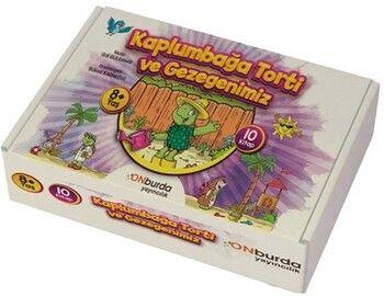 OnBurda Yayınları 2. Sınıf Kaplumbağa Torti ve Gezegenimiz