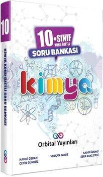Orbital Yayınları 10. Sınıf Kimya Konu Özetli Soru Bankası
