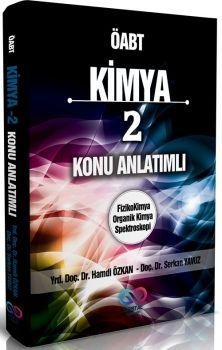 Orbital Yayınları KPSS ÖABT Kimya Öğretmenliği Konu Anlatımlı Alan Bilgisi 2. Kitap