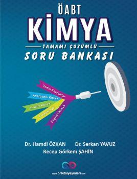 Orbital Yayınları 2017 ÖABT Kimya Öğretmenliği Tamamı Çözümlü Soru Bankası