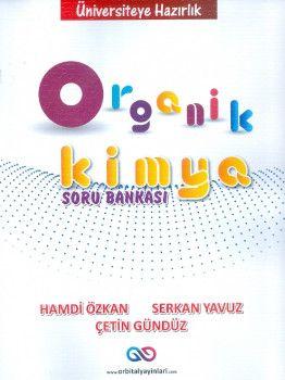 Orbital Yayınları Üniversiteye Hazırlık Organik Kimya Soru Bankası