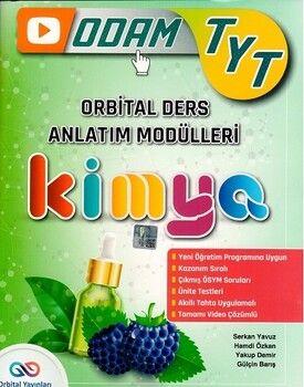 Orbital Yayınları TYT Kimya Ders Anlatım Fasikülleri