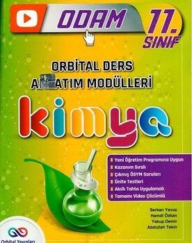 Orbital Yayınları 11. Sınıf Kimya Ders Anlatım Modülleri