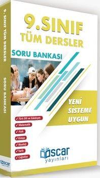 Oscar Yayınları 9. Sınıf Tüm Dersler Soru Bankası