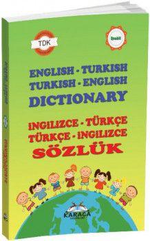 Oscar Yayınları İngilizce Türkçe – Türkçe İngilizce Sözlük Cep Boy