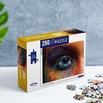 Oyunzu PuzzleColors Eye 260 Parça Puzzle