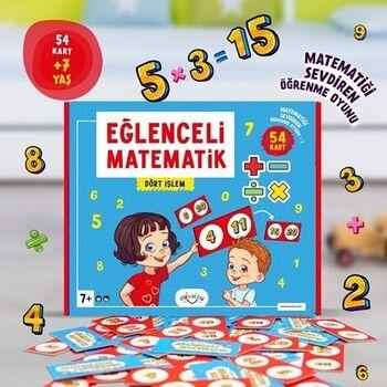 Oyunzu PuzzleEğlenceli Matematik Oyunu 4 İşlem