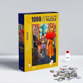 Oyunzu PuzzleParis Sokağı 1000 Parça Puzzle